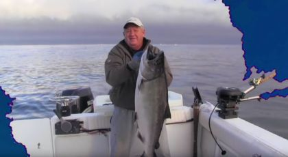 2011 Action-packed Salmon Fishing Video in HD