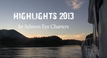 Salmon Fishing Highlights for Ucluelet BC